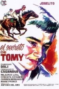 Caratula, cartel, poster o portada de El secreto de Tomy
