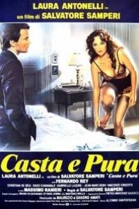 Caratula, cartel, poster o portada de Casta y pura