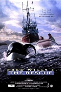 Caratula, cartel, poster o portada de Liberad a Willy 3. El rescate