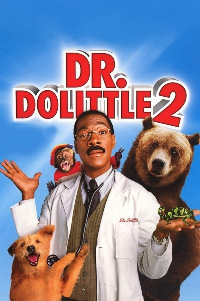 Caratula, cartel, poster o portada de Dr. Dolittle 2