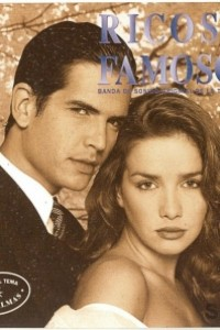 Caratula, cartel, poster o portada de Ricos y famosos