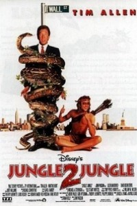 Caratula, cartel, poster o portada de De jungla a jungla