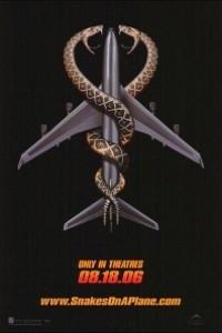Caratula, cartel, poster o portada de Serpientes en el avión