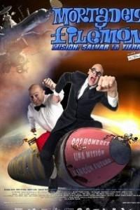 Caratula, cartel, poster o portada de Mortadelo y Filemón. Misión: salvar la Tierra