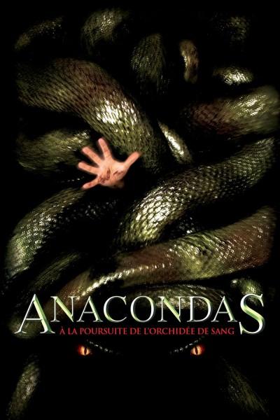 Caratula, cartel, poster o portada de Anacondas: La cacería por la orquídea sangrienta