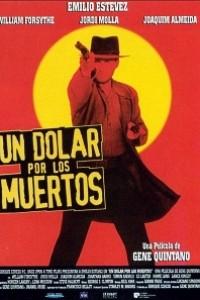 Caratula, cartel, poster o portada de Un dólar por los muertos