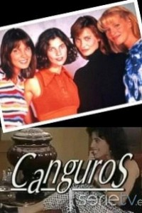 Caratula, cartel, poster o portada de Canguros