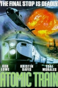 Caratula, cartel, poster o portada de Atomic Train