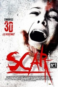 Caratula, cartel, poster o portada de Scar 3D