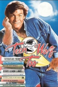 Caratula, cartel, poster o portada de Teen Wolf II (De pelo en pecho 2)