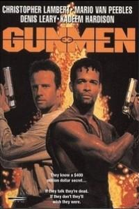 Caratula, cartel, poster o portada de Gunmen