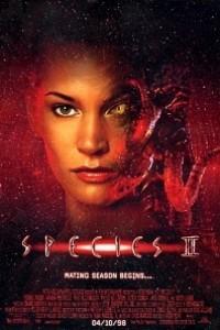 Caratula, cartel, poster o portada de Species II (Especie mortal II)