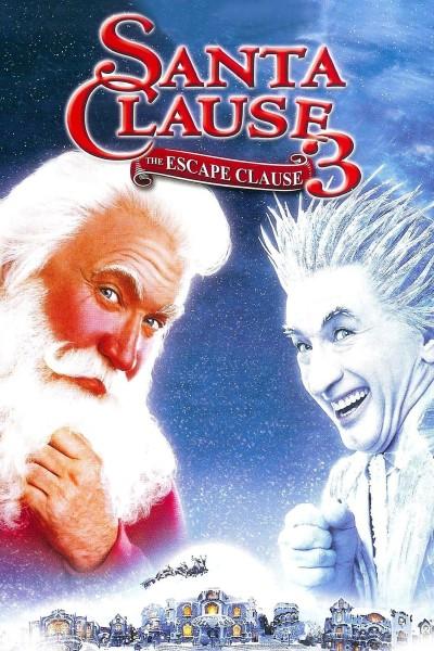 Caratula, cartel, poster o portada de Santa Claus 3: Por una Navidad sin frío