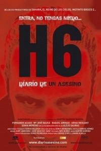 Caratula, cartel, poster o portada de H6, diario de un asesino