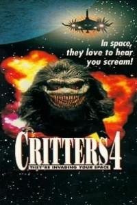 Caratula, cartel, poster o portada de Critters 4