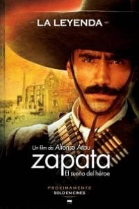 Caratula, cartel, poster o portada de Zapata: El sueño del héroe