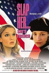 Caratula, cartel, poster o portada de ¡Dale caña, que es francesa!