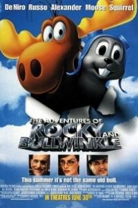 Caratula, cartel, poster o portada de Las aventuras de Rocky y Bullwinkle