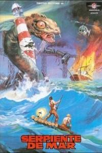 Caratula, cartel, poster o portada de Serpiente de mar