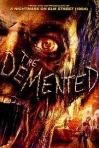 Caratula, cartel, poster o portada de The Demented