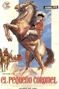 Caratula, cartel, poster o portada de El pequeño coronel
