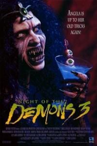 Caratula, cartel, poster o portada de La noche de los demonios 3 (Demon House)