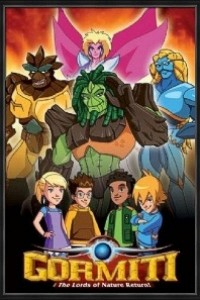 Caratula, cartel, poster o portada de Gormiti: Los invencibles señores de la naturaleza
