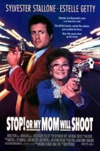 Caratula, cartel, poster o portada de ¡Alto! o mi madre dispara