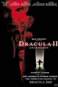 Caratula, cartel, poster o portada de Drácula 2: Resurrección