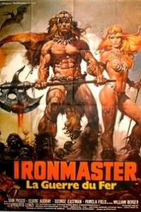Caratula, cartel, poster o portada de La guerra del hierro