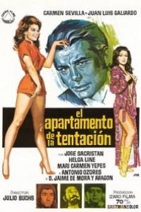 Caratula, cartel, poster o portada de El apartamento de la tentación