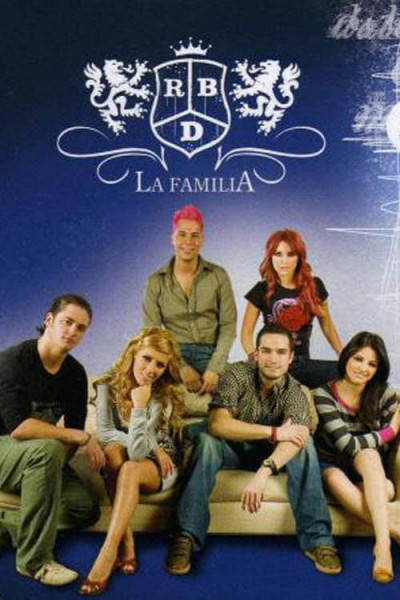 Caratula, cartel, poster o portada de RBD: La familia
