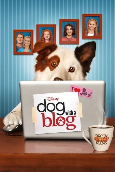 Caratula, cartel, poster o portada de Mi perro tiene un blog