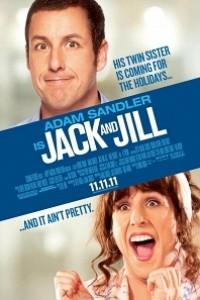 Caratula, cartel, poster o portada de Jack y su gemela (Jack y Jill)