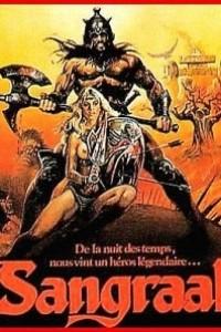 Caratula, cartel, poster o portada de La espada salvaje de Krotar