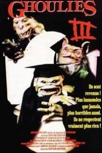 Caratula, cartel, poster o portada de Ghoulies III: Los Ghoulies van a la universidad
