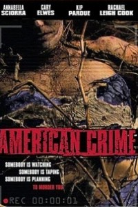 Caratula, cartel, poster o portada de American Crime