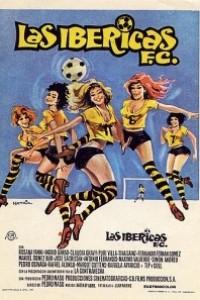 Caratula, cartel, poster o portada de Las ibéricas F.C.