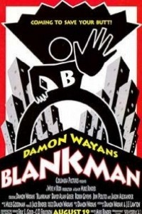 Caratula, cartel, poster o portada de Blankman, mi hermano el chiflado