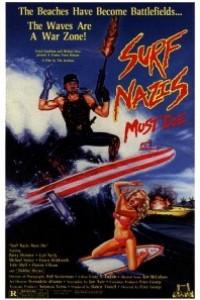 Caratula, cartel, poster o portada de Los surfistas nazis deben morir