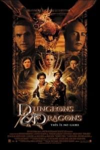 Caratula, cartel, poster o portada de Dragones y mazmorras