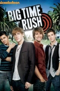 Caratula, cartel, poster o portada de Big Time Rush