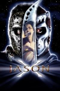 Caratula, cartel, poster o portada de Jason X