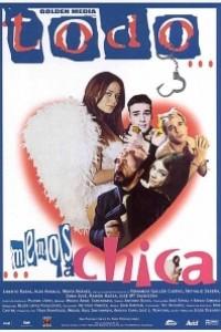Caratula, cartel, poster o portada de Todo menos la chica