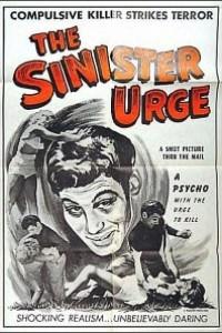 Caratula, cartel, poster o portada de The Sinister Urge