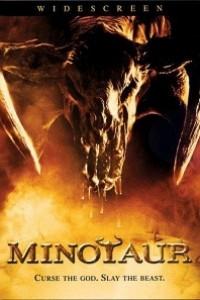 Caratula, cartel, poster o portada de La leyenda del Minotauro