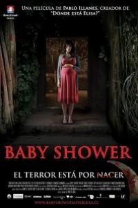 Caratula, cartel, poster o portada de Baby shower