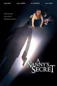 Caratula, cartel, poster o portada de El secreto de la niñera
