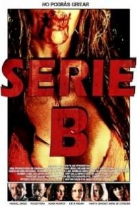 Caratula, cartel, poster o portada de Serie B