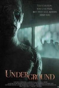Caratula, cartel, poster o portada de Muerte bajo tierra (Underground)
